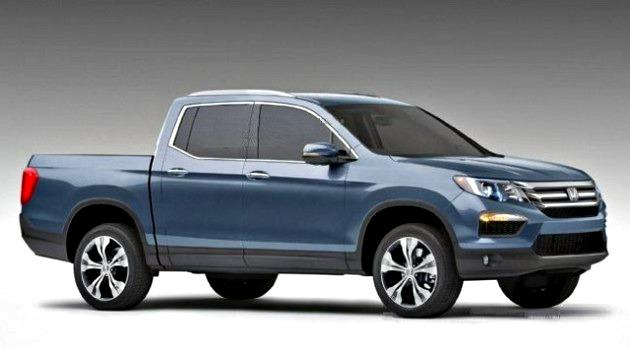 2017 Preview: Honda Ridgeline Longer, wider, innovative