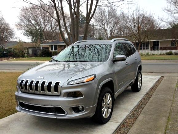2017 Jeep Cherokee: Modern look, respect for the past 3
