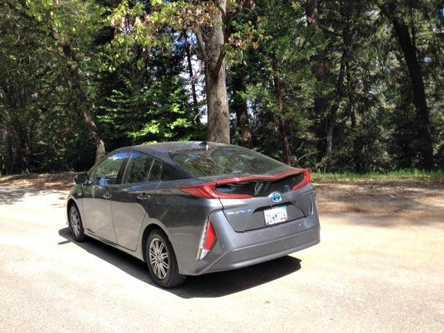 2017 Toyota Prius Prime: Fuel efficient, safety galore 4