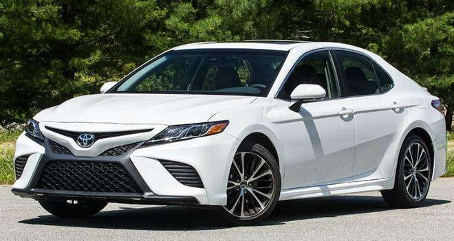 NEW CAR PREVIEW: Many changes for 2018 Toyota Camry 3