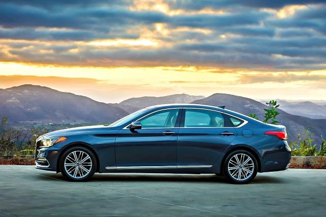 The second year of the luxury Genesis G80 sedan does a lot right.