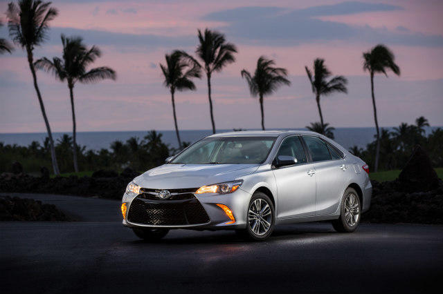 The 2017 Toyota Camry is among the best cars for less than $25,000.
