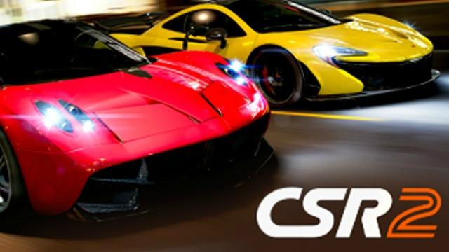 Zynga's CSR Racing 2 honors Ferrari 70th anniversary.