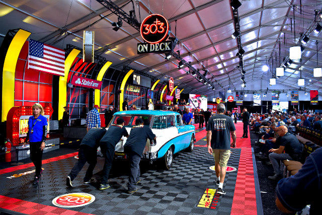 Mecum Auctions Las Vegas debut live on Facebook