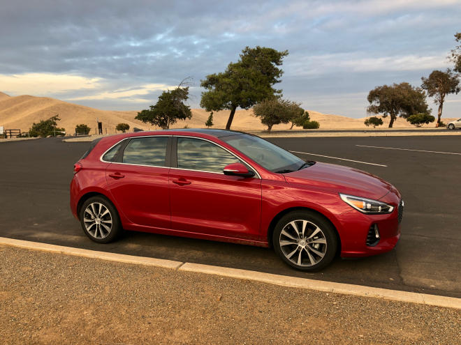 2018 Hyundai Elantra GT: Watch out Honda, Volkswagen
