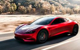 Telsa announces rocket roadster with wicked specs