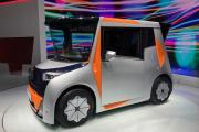 No place like home, office and car all in one new odd EV concept