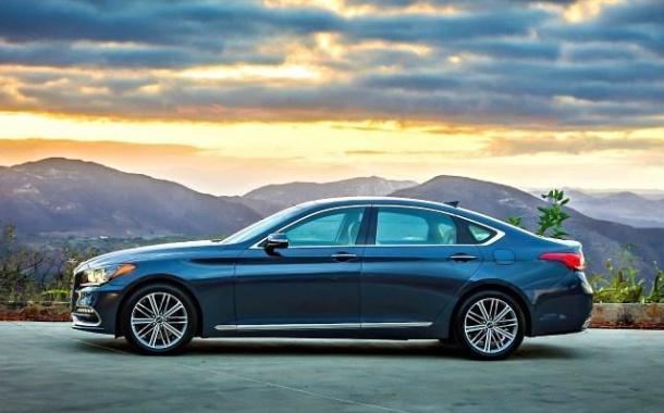 Genesis cruises past Audi, tops Consumer Reports' best car list