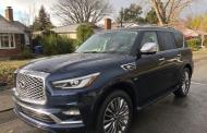 2018 Infiniti QX80: ridiculously big and beautiful