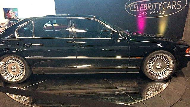 BMW in which Tupac Skakur shot for sale, $1.5 million 1