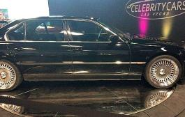 BMW in which Tupac Skakur shot for sale, $1.5 million