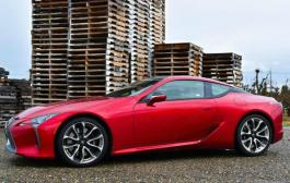2018 Lexus LC 500: a beauty of a beast