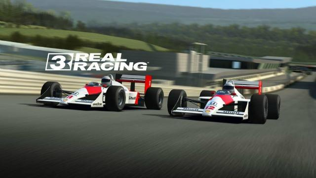 Real Racing 3 is available in free and paid formats.