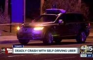 Uber halts self-driving program after pedestrian fatality