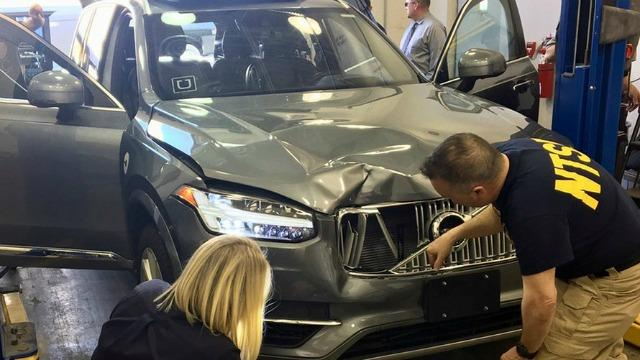 Episode 30, The strange case of death by Uber in Arizona 1