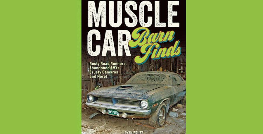 Episode 34, Journalist Ryan Brutt: Will travel for barn finds