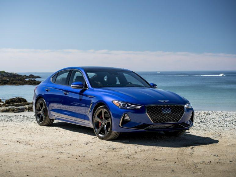 2019 Genesis G70 debuts with Car of the Year honors 2