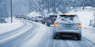 Winter weather increases potential driving hazards.