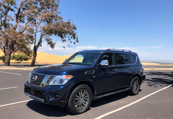2019 Nissan Armada: powerful, safe, guzzles gas 3
