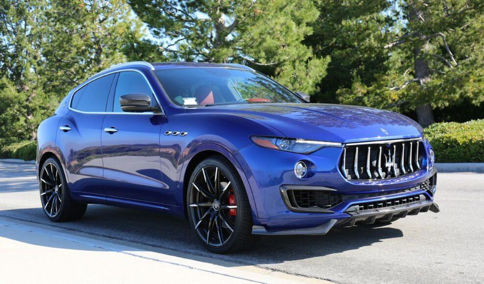 2019 Maserati Levante growls Italian but luxury SUV misfires 2