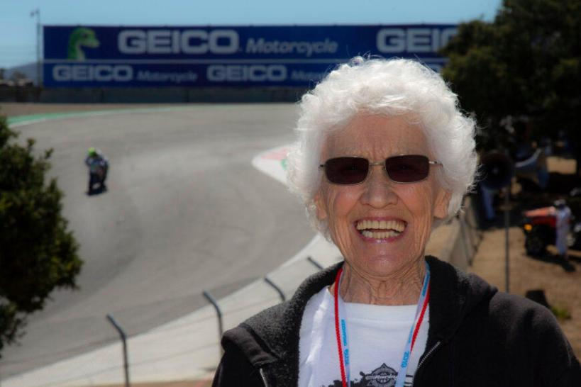 "Mary McGee arrived on the Monterey Peninsula in 1962 ready to compete at Laguna Seca Raceway. With five friends, including another rider, the group was also abruptly asked to leave a restaurant because they were ""motorcycle people."""