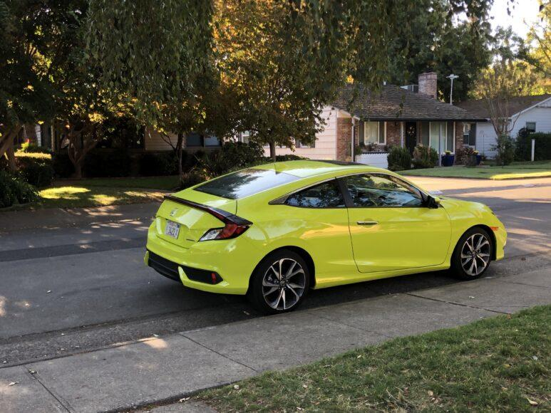The 2019 Honda Civic is still a top-rated compact after all thse years.