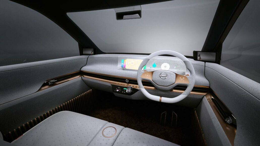 Nissan concept EV defines brilliantly bizarre city car future 2