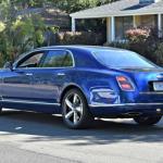 2017 Bentley Mulsanne: Classic sedan, royalty for all 1
