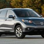 2013 Honda CR-V: A Kelley Blue Book top-10 family car