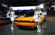 2016 LA Auto Show: foam cars, electric vans, new colors