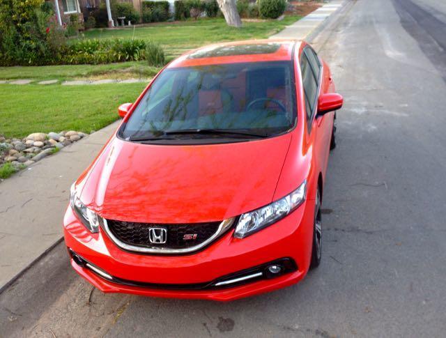 2015 Honda Civic: Iconic compact still segment leader 3