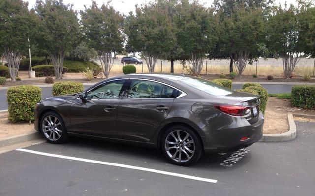 2016 Mazda 6: Watch out Honda Accord, Toyota Camry
