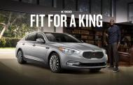 LeBron James, Kia team up for three new K900 ads