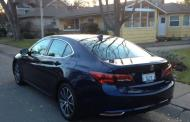 2015 Acura TLX: New luxury sedan battles icons