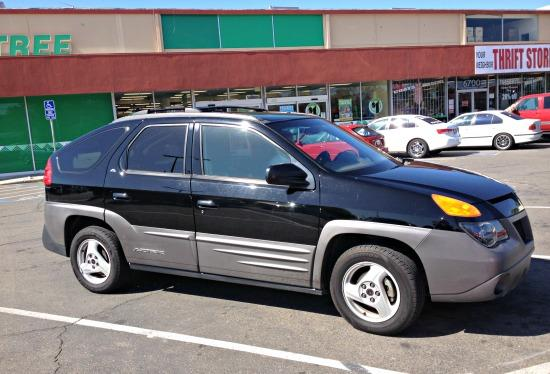 Pontiac Aztek: Reviled, revered, cult classic