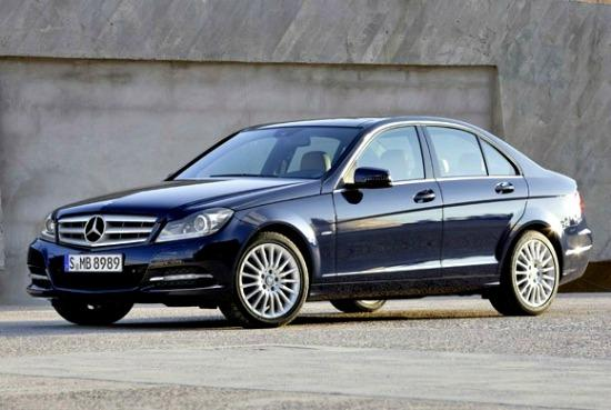 Mercedes-Benz has three of the top-10 most often cars stolent in U.S.