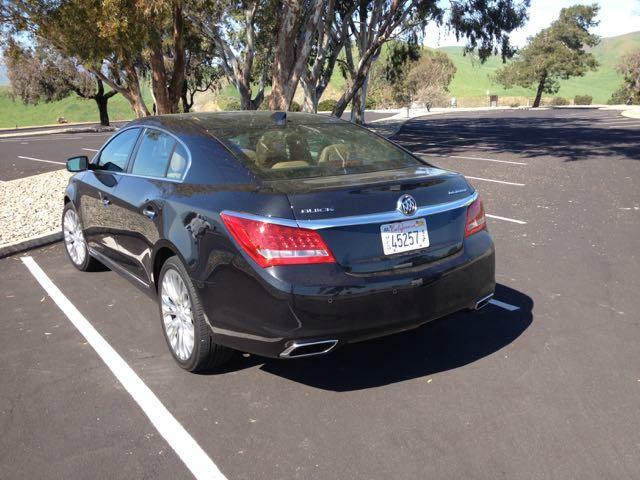 2015 Buick LaCrosse: Flagship sedan a success 2