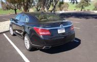 2015 Buick LaCrosse: Flagship sedan a success