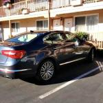 The 2014 Kia Cadenza has European styling inside and out.