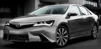 The 2015 Toyota Camry is a redesigned edition of the country's top-selling sedan.
