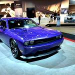 2013 LA Auto Show: 2014 Dodge Challenger.