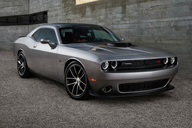 The 2015 Dodge Challenger is powerful, fast and fun to drive.