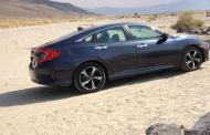 2016 Honda Civic (Touring): 9 days, 1,932 miles, all good