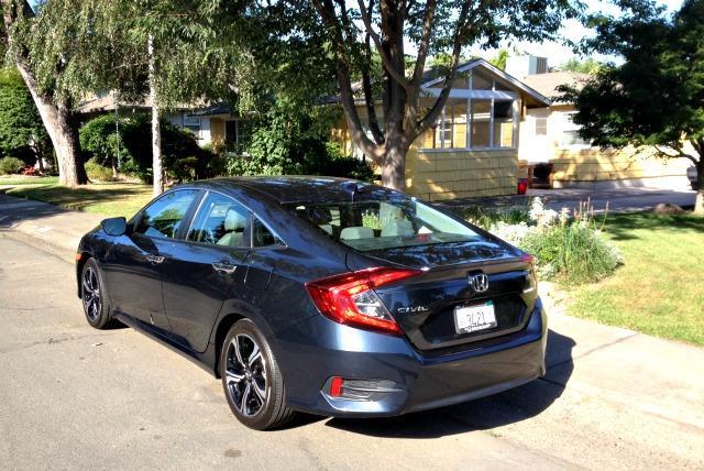2013 Honda Civic get good IIHS rating