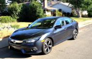 2016 Honda Civic: sales jump for new sporty icon
