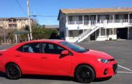 2013 Toyota Corolla: still a desirable, economical compact sedan