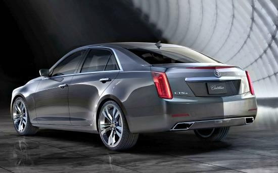2014 Cadillac CTS gets Car of the Year honors again