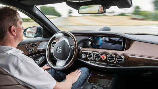 The future is now or soon-to-be here with driverless cars.