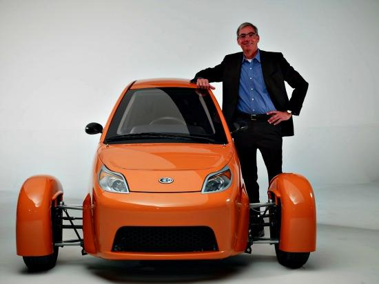 Elio Motors founder Paul Elio.