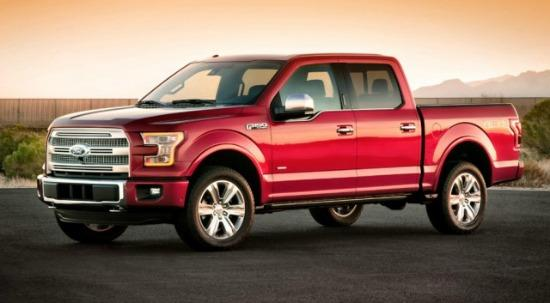 The 2015 Ford F-150 is lighter, strong and faster than the 2014 model.